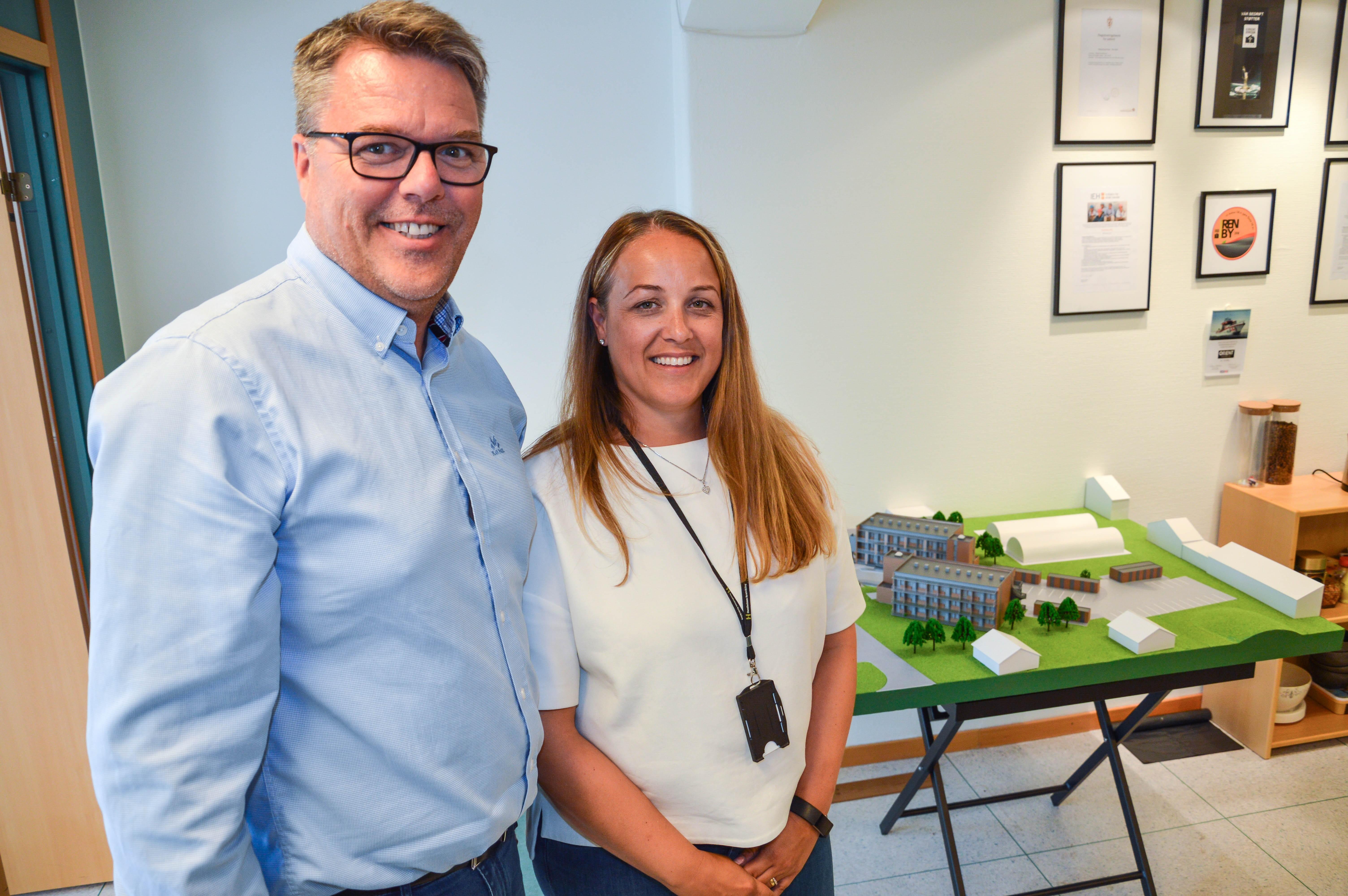 Nordic Smart House ved Svenn-Inge Laastad og Mari Salum Karadas.