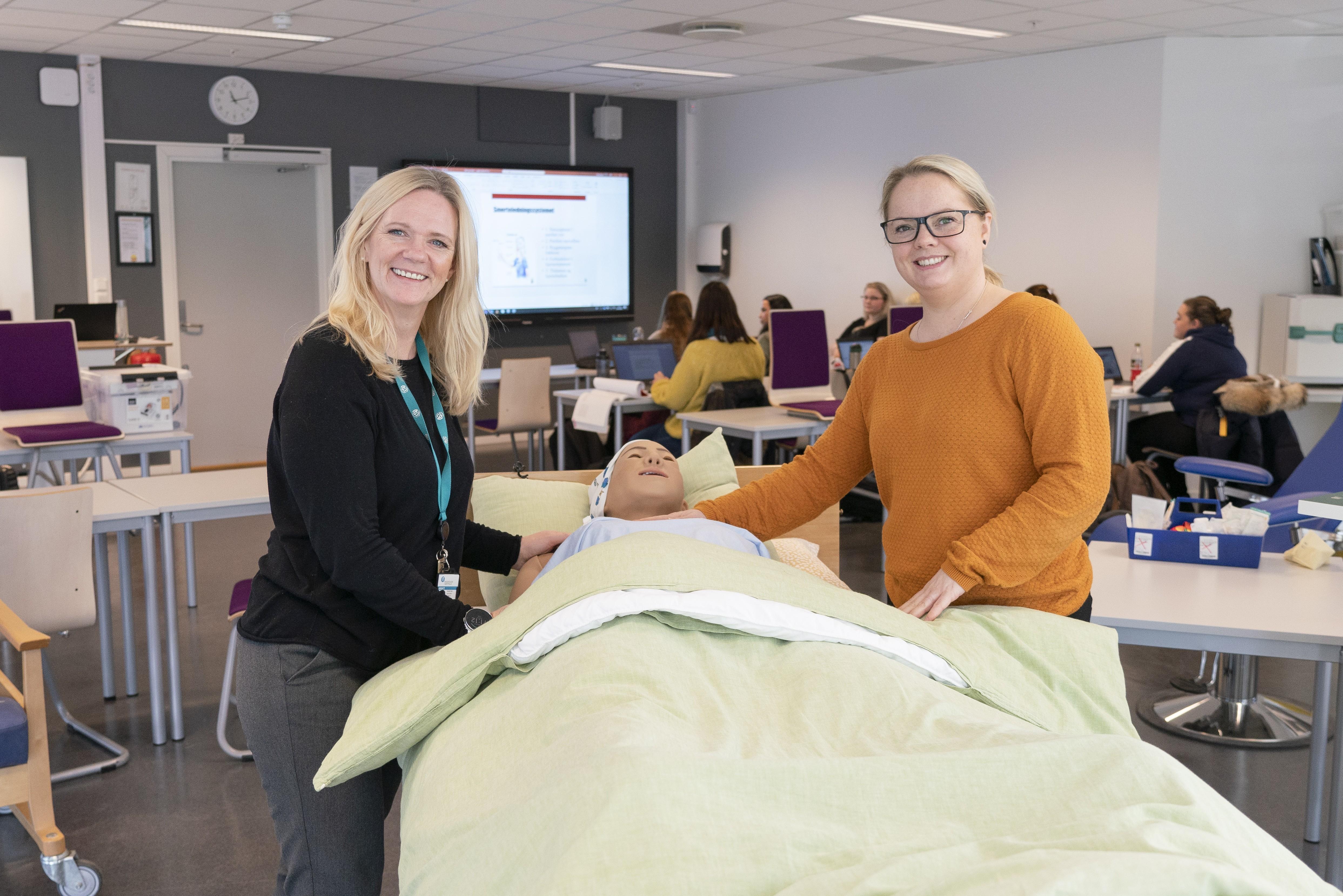 ETTERTRAKTET: På bestilling fra arbeidslivet har Fagskolen i Østfold startet opp to nye linjer med nett- og samlingsbaserte studier.