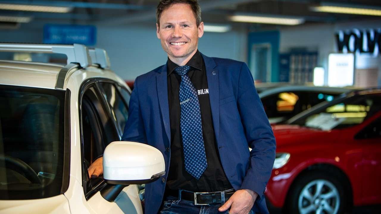 Midt i kriseåret 2020 leverer Bil i Nord bedre resultater enn noen gang, forteller en fornøyd daglig leder Jan Hugo Svendsen.